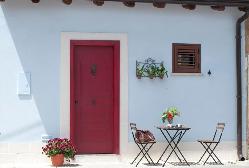 Le case del duca - Casa d'amuri, casa vacanza a San Biagio Platani