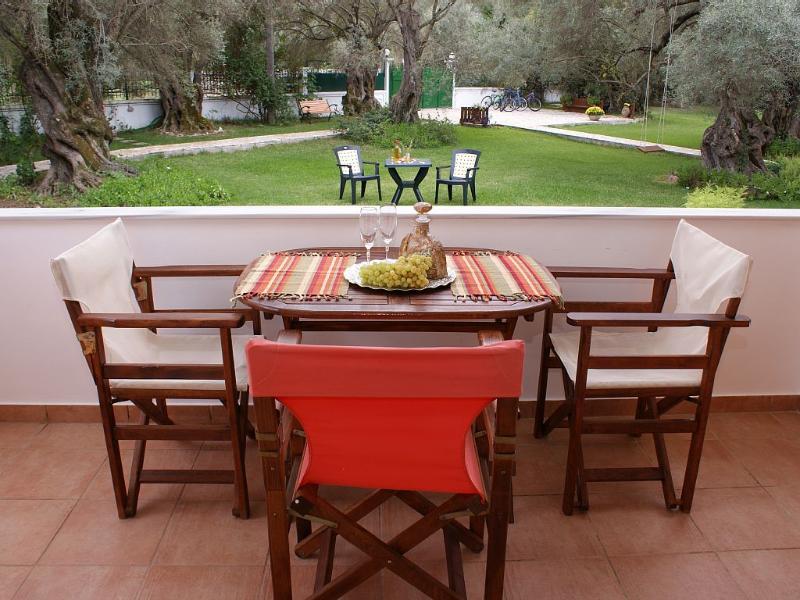 VILLAS HECTOR- Big Garden, aluguéis de temporada em Lefkada Town