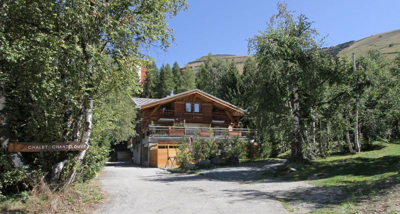 DUPLEX DANS LE CHALET LE CHANTELOUVE, holiday rental in Les Deux-Alpes