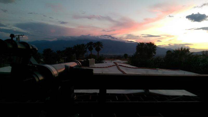 Enjoy the sunset from the deck & get a view of the steepest vertical peak in the West hemisphere
