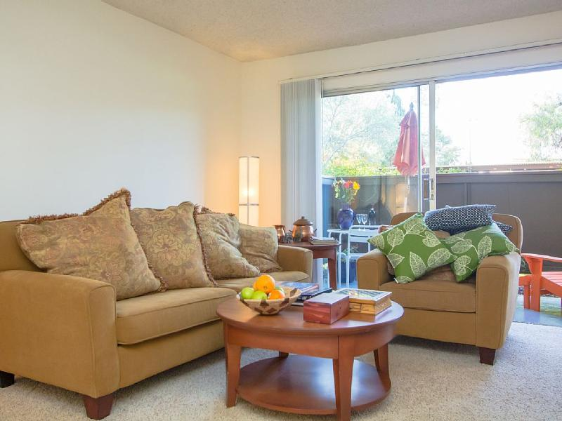 Comfy 1BR Silicon Valley Escape for business, vacation rental in Sunnyvale