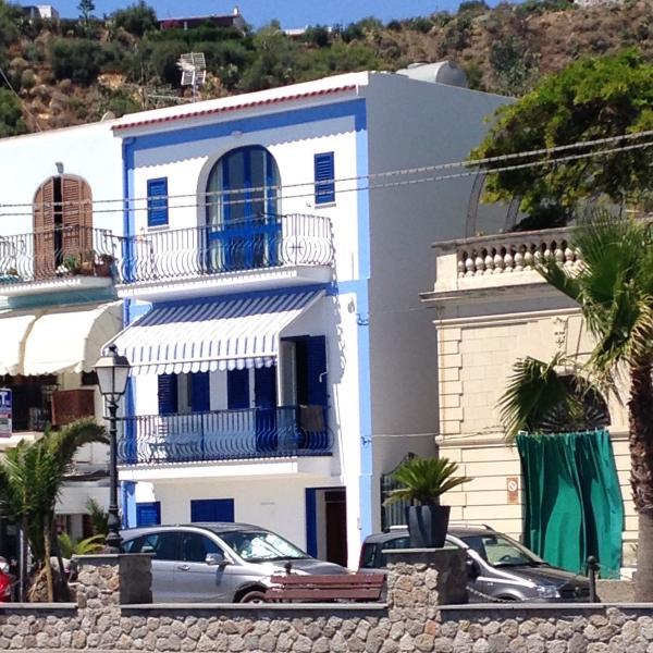 Splendida villetta a 20 metri dal mare, holiday rental in Pianoconte