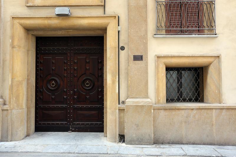 Ingresso Palazzo Scordia