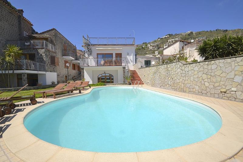 Residence Serenata A, vacation rental in Nerano