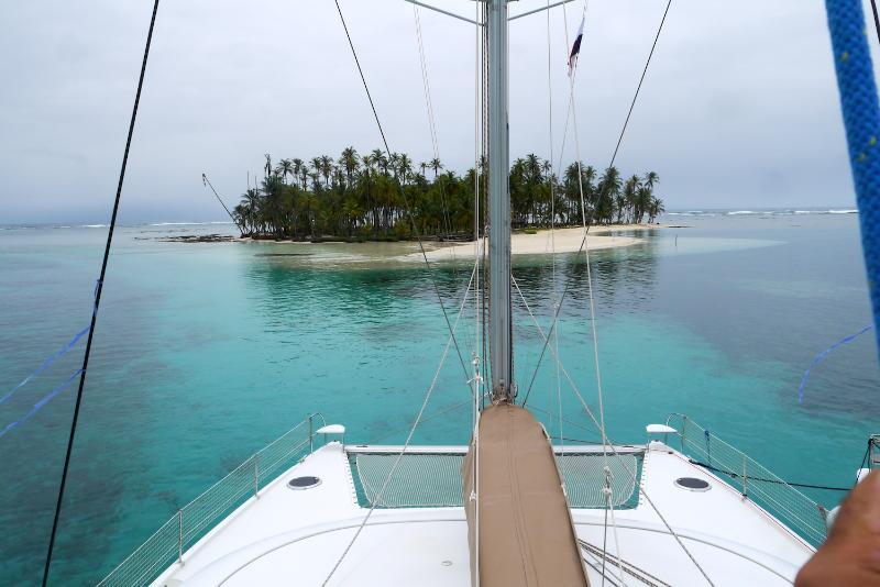 Catamarán Adventures San Blas, Panama, holiday rental in Guna Yala Region