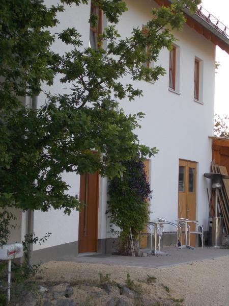 Wohnen auf der Brennerei, alquiler vacacional en Stamsried