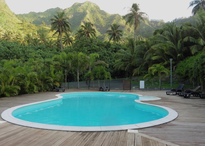 Pool of residence