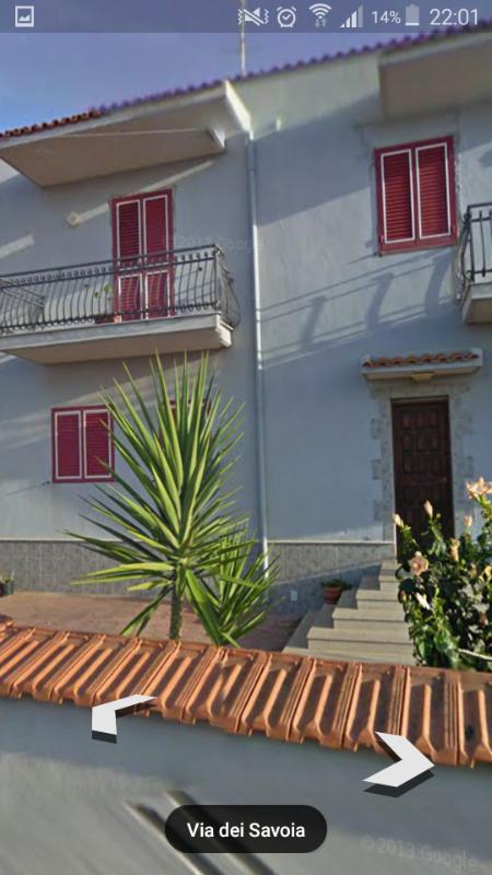 Esterno Villa Appartamento, in affitto turistico, autonomo ed indipendente. Esterno con posto auto.