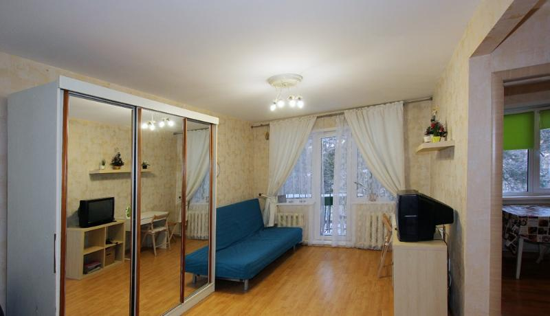 Apartment near NSU, location de vacances à Sibérie