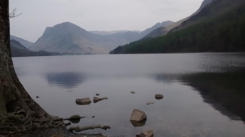 Pure Glory - Crummock Water (approx. 8 miles away)