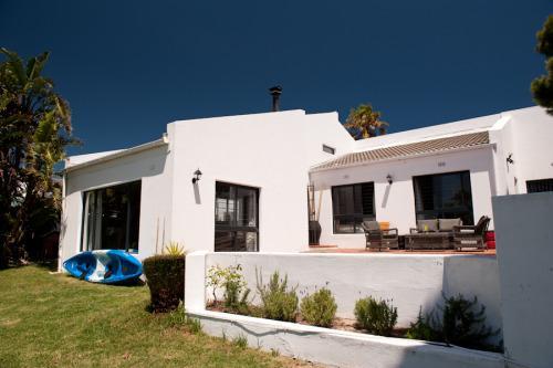 Une maison typiquement sud-africaine, à l'atmosphère chaleureuse