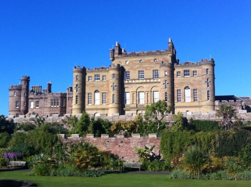 Culzean Castle and Gardens - something for everyone and only a short drive from The Loft..