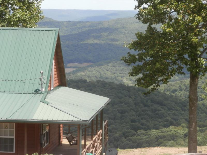 Sunrise Mountain Cabin; a complete cabin with everything you need for an enjoyable stay!