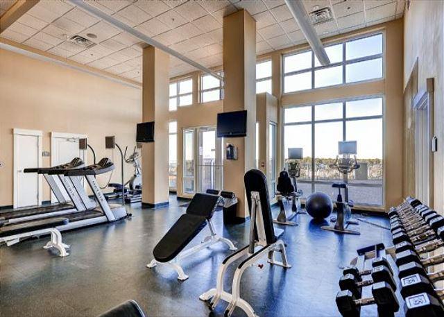 Grand Panama 1808-Fitness Center