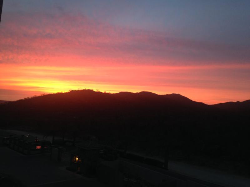 Beautiful Cabo Sunsets
