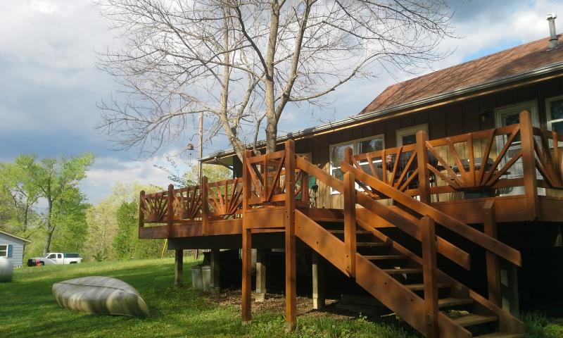 Comfy Miramiguoa Home, vakantiewoning in Saint Clair