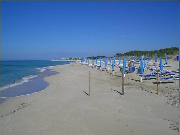 A cento metri dal mare, holiday rental in Villaggio Boncore
