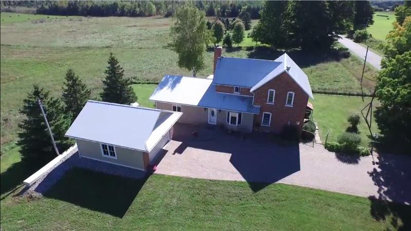 Beautiful, updated, spacious farmhouse in the country.  Leave the city behind and enjoy the country!