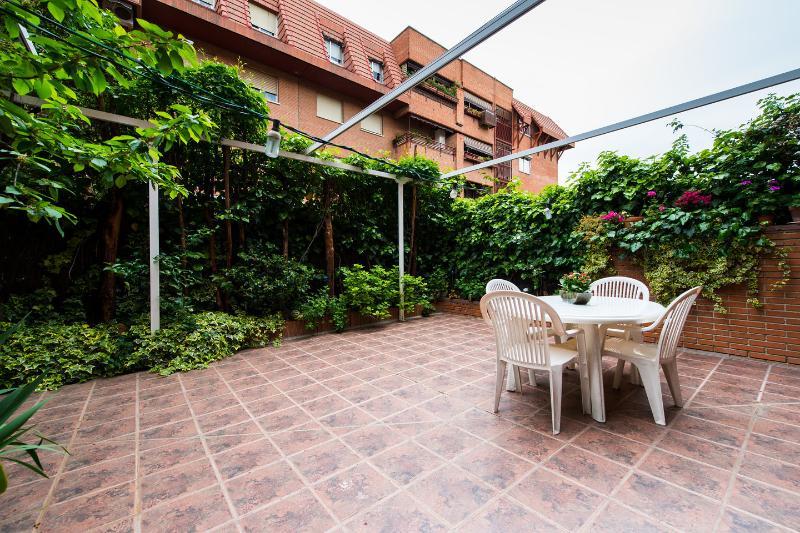 nice Private Garden