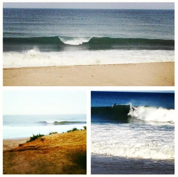 Great Waves Can Be Had On The Oceanside