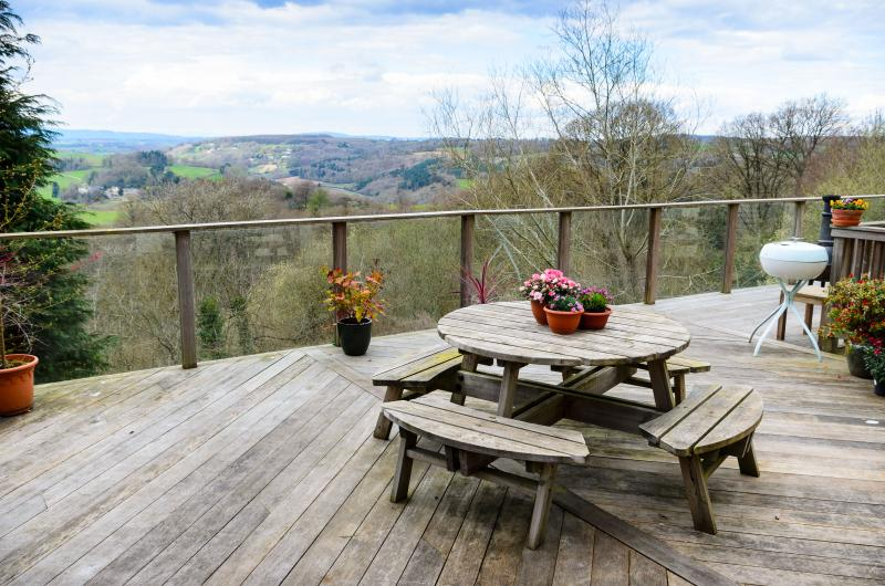 Wye Valley Forest Retreat, casa vacanza a Forest of Dean