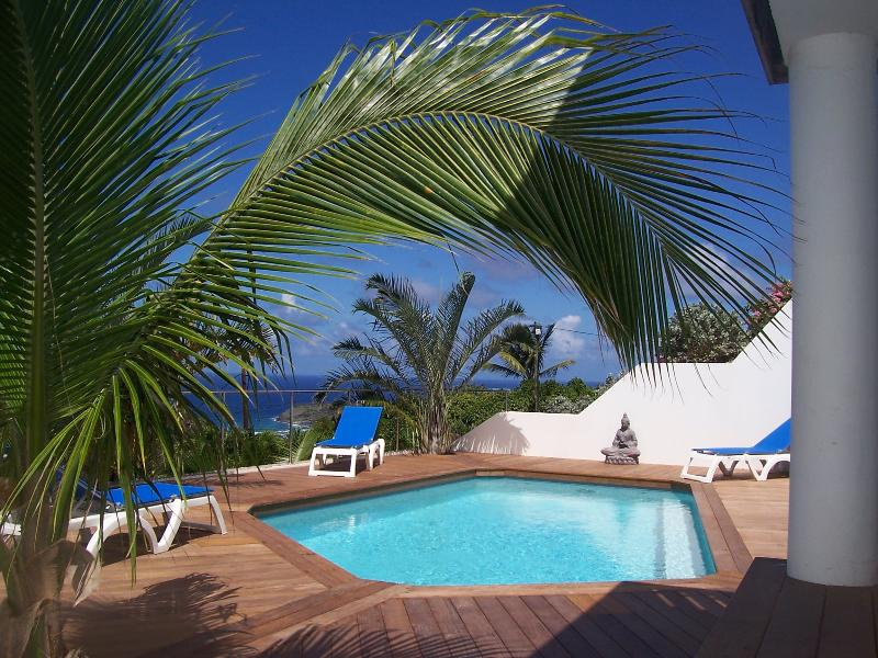 AU COEUR CARAIBE ST BARTH COTTAGE DE CHARME ALIZE, vacation rental in St. Jean