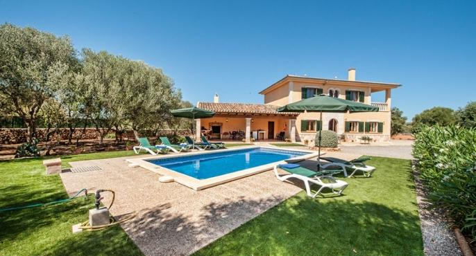 Casa Andrea - Pool area