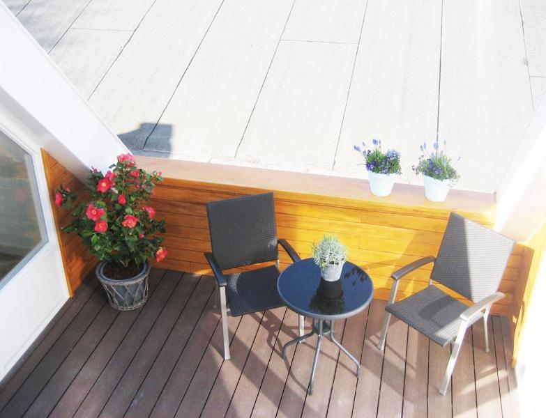 Gezellig Zonnig Balkon : Aktualisiert: 2018 vakantiehuis harlingen friesland mooi fut