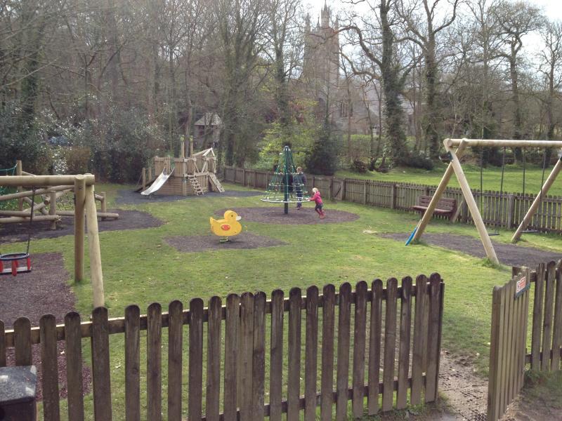 St Mawgan Playground