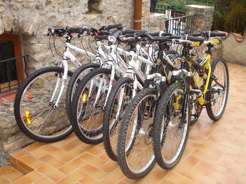 Bikes - ideal to tour round local vineyards or for some exercise..!