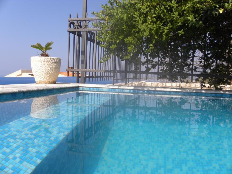 Villa Panorama with Pool, alquiler de vacaciones en Rezevici
