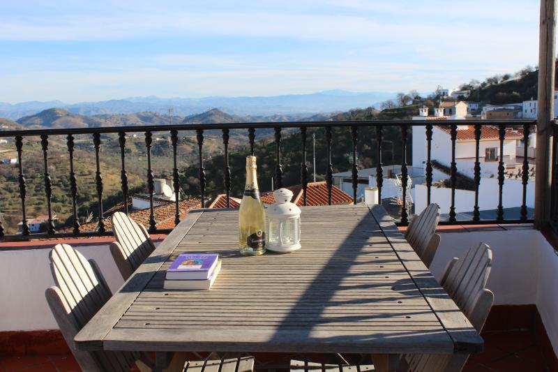 Vakantiehuis Casa Sonrisa, Guaro - Spanje - Andalusië, holiday rental in Monda