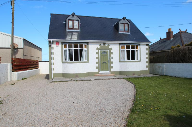 ample parking on driveway in front of property