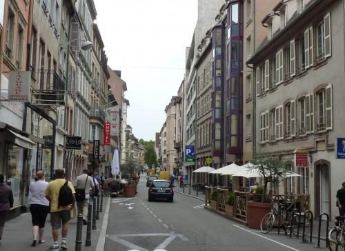 Rue du fossé des tanneurs