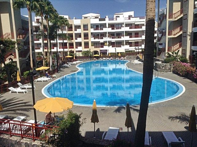 130m2 Penthouse w/private solarium, location de vacances à Palm-Mar