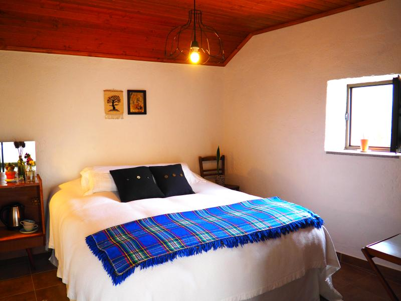 Room 1: 'Vintage Nook' - double room w/ shared bathroom. Situated in a separate annex.