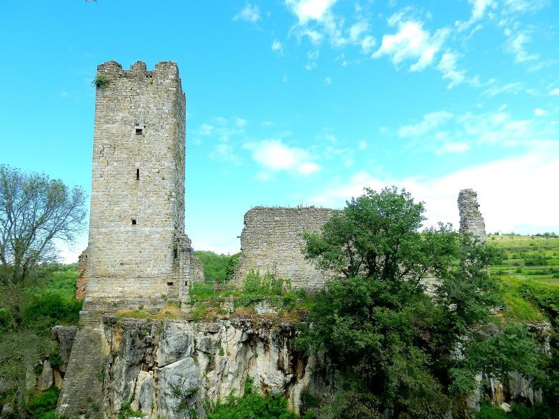Momjan Château