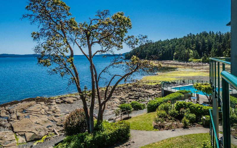 Gorgeous Oceanfront Retreat, location de vacances à Nanaimo