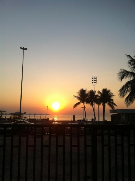 Best sunrises