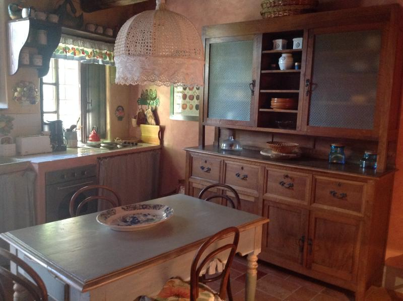 Exclusive and reserved in Chianti - Quercia, holiday rental in Gaiole in Chianti
