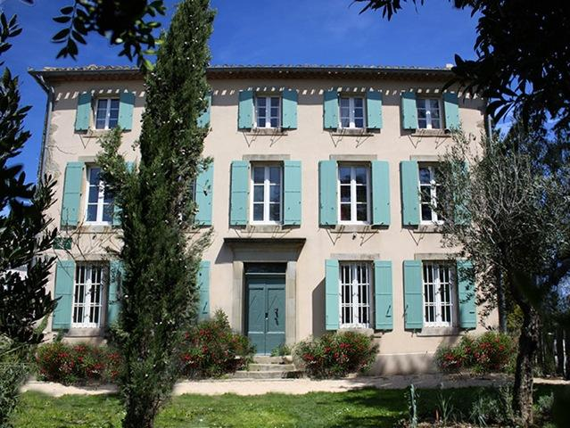 La Maison - A Large villa rental in the South of France, heated pool and hot tub, Ferienwohnung in Aragon