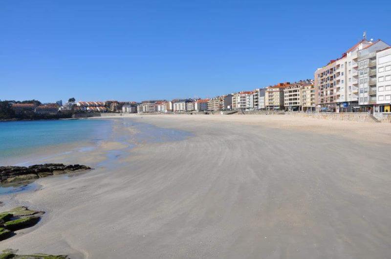 Playa de Silgar