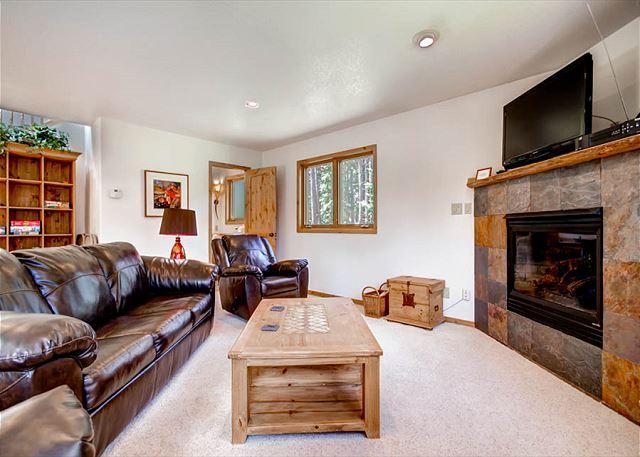 Sherwood Forest Living Area Breckenridge Alloggio Case vacanze