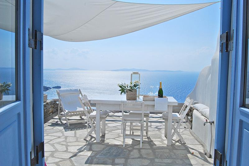 VILLA - Mykonos - Amazing view & private pool, Ferienwohnung in Mykonos