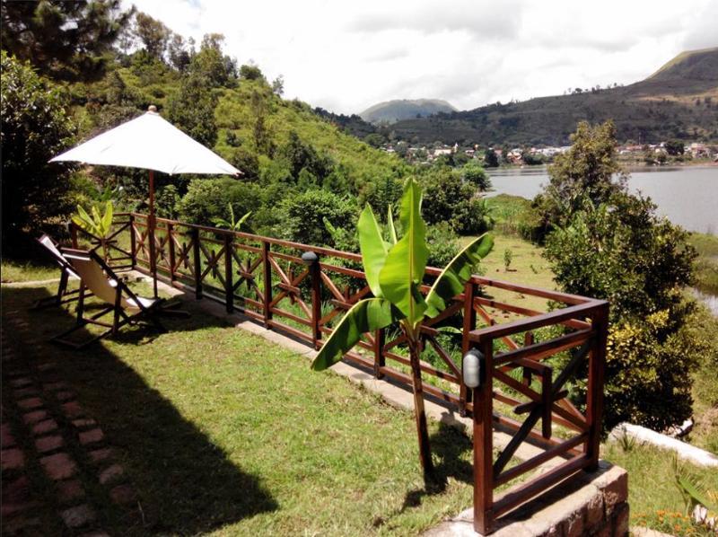 Bugalow 1 pièce tout équipé à louer à Ampefy, vacation rental in Antananarivo Province