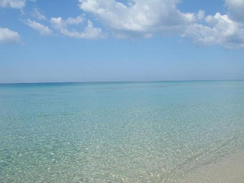 un mare incantevole !!!! le Maldive sono in Puglia!!!