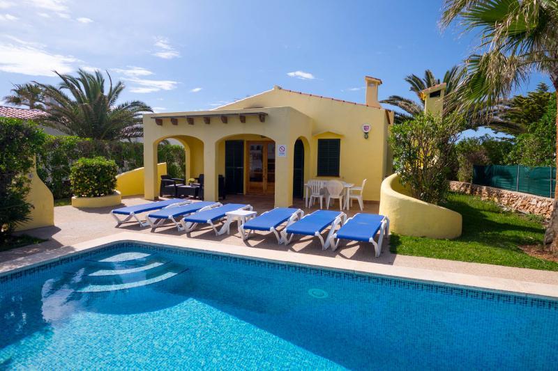 Villa Isabel, alquiler de vacaciones en Menorca