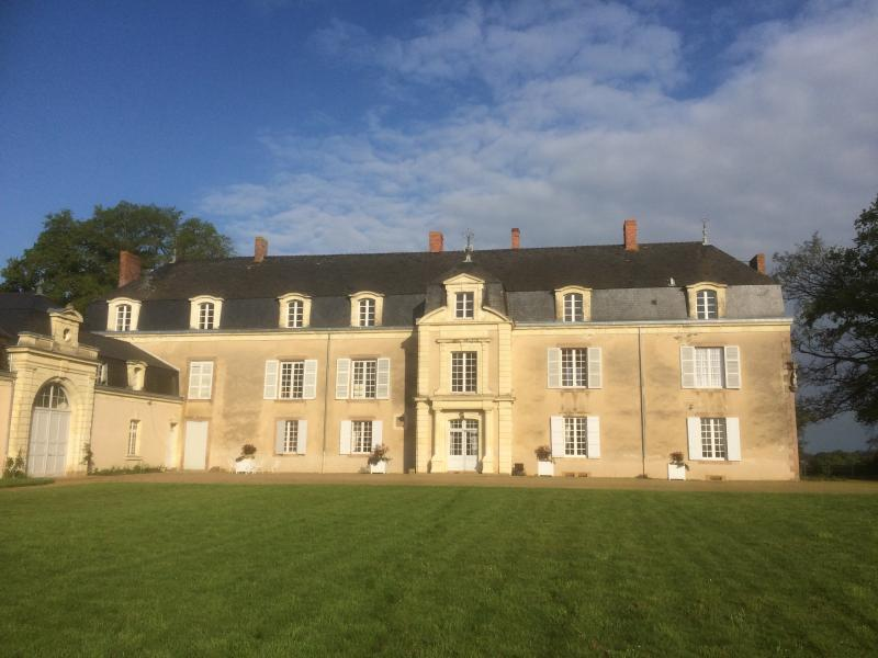 Chateau de Piedouault, vacation rental in La Jumelliere