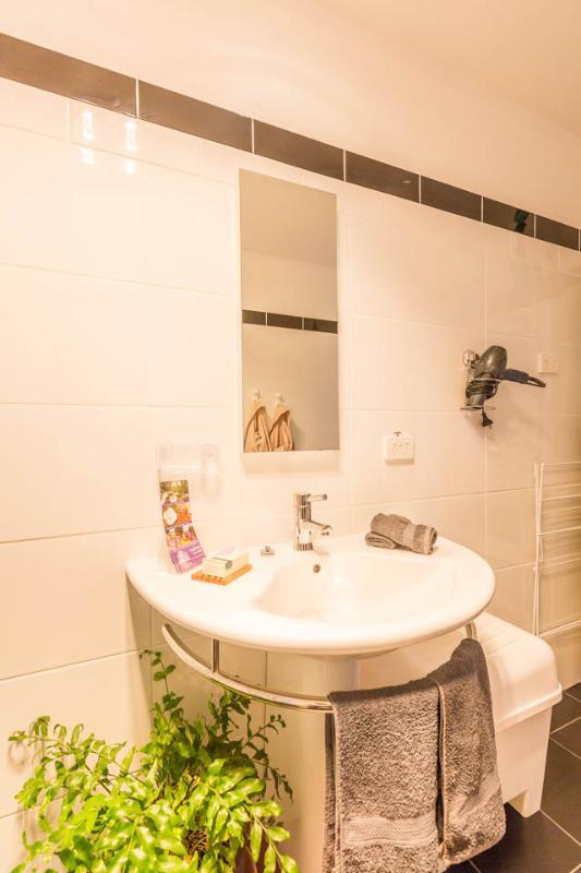luxury wet room bathroom..