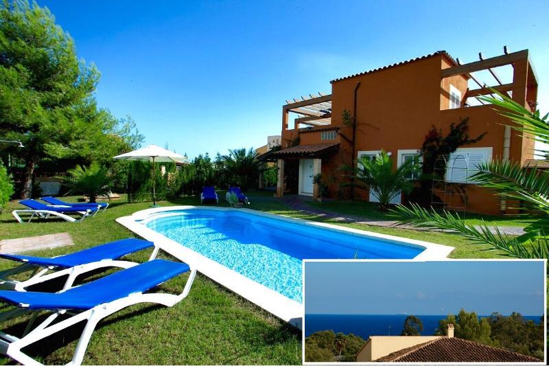 location appart Calas de Majorca VILLA SPACIEUSE.